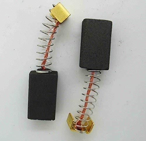 Carbon Pinsel Bürste Set für Motorsäge FLORABEST Heckenschere 600A1T45