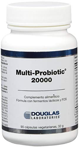 Douglas Laboratories Multi-Probiotic - 32 gr, 90 capsulas