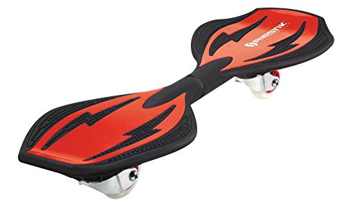 Razor RipStik Ripster Air Caster Boards, Red