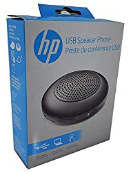 cheap HP USB Conference Speaker – Loud and clear