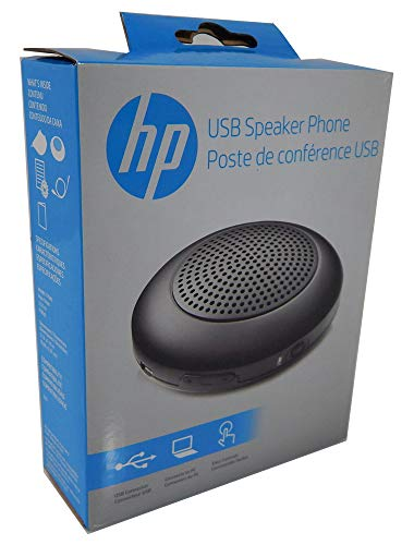 Find Discount HP USB Conference Microphone Speaker 904066-001 X7N17AA#ABM