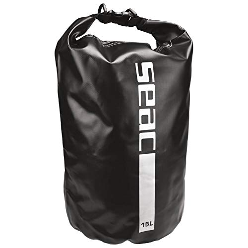Seac Seac Dry Bag Packsack, 40 cm, Schwarz (Black)