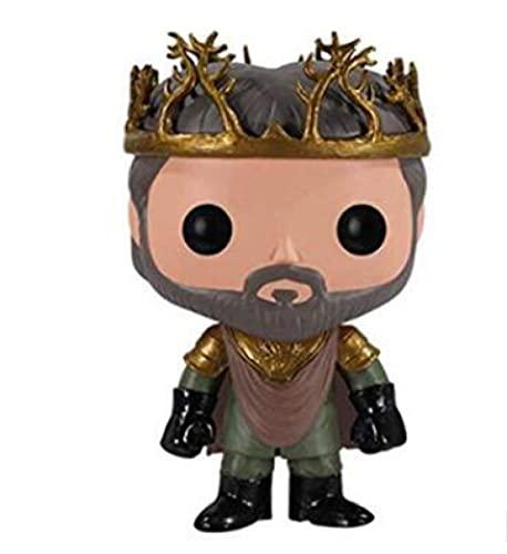 HUAK Game of Thrones Pop 10Cm Vinyl - Renly Baratheon Figure