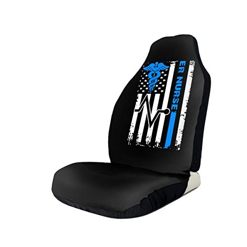 Check Out This Er Team Distressed American Flag Car Seat Covers for Vehicles Universal 3D Printing C...