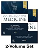 Goldman-Cecil Medicine, 2-Volume Set, 26e (Cecil Textbook of Medicine)