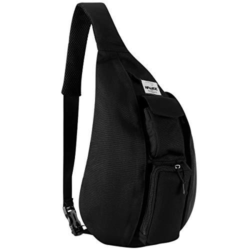 HAWEE Sport Sling Backpack Travel Chest Shoulder Bag Crossbody Daypack...