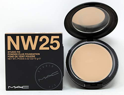 mac makeups MAC Studio Fix Powder Plus Foundation, NW25, 0.52 Ounce (Pack of 25) (RW-US-MAC-4)