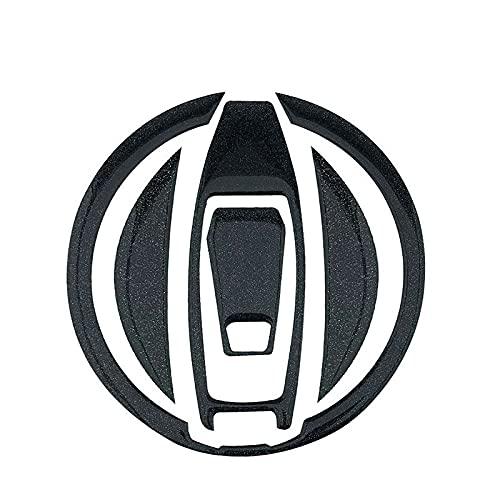 para D-ucati Scrambler 800 3D Motocicleta Fibra De Carbono Tanque Tapa De Gas Almohadilla Cubierta De Relleno Pegatinas