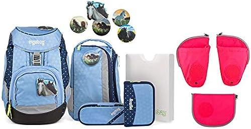 Ergobag Pack 7tlg. inkl. Seitentaschen