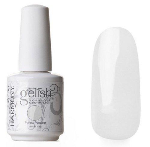 Gelish Soak Off Gel Nail Polish, Simple Sheer, 0.5 Ounce