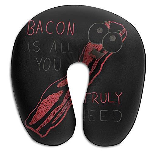 U-förmiger Pillow Neck Bacon ist Alles, was Sie wirklich brauchen