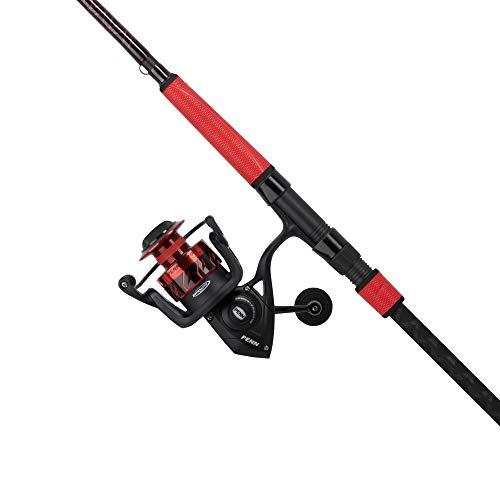 2 | Penn Fierce III LE Spinning Reel and Fishing Rod Combo