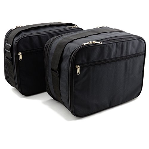 Bolsas, bolsillos interiores adecuados para maletas