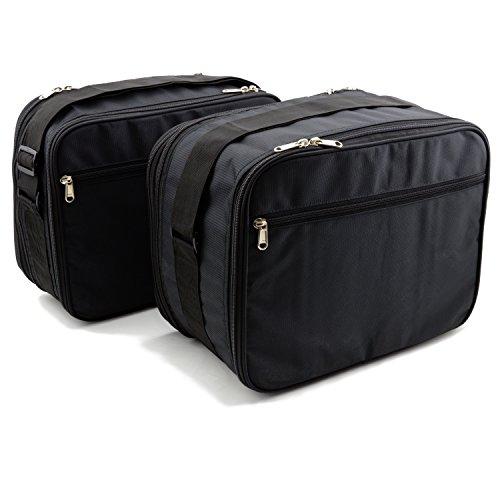 Bolsas, bolsillos interiores adecuados para maletas laterales moto (Vario) BMW F700GS, F800GS, R1200GS - No. 14