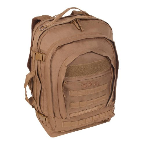 Sandpiper 2001266-SSI of California Bugout Backpack - Coyote Brown - multi, N/A