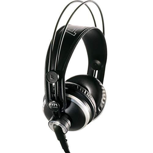 AKG プロフェッショナルスタジオモニター・クローズドヘッドフォン K171MK2 【国内正規品】 [並行輸入品]