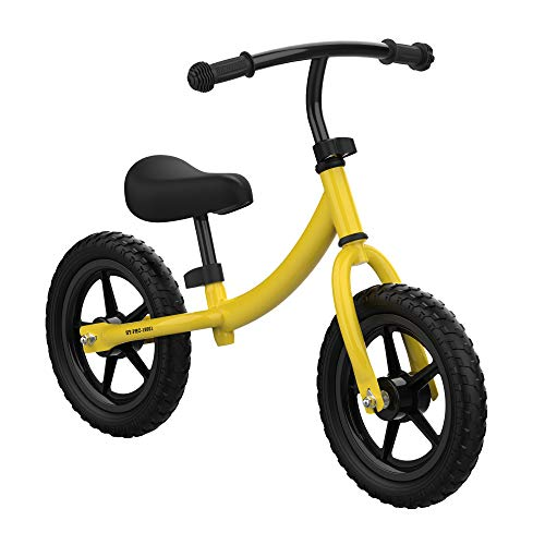 Fantastic Deal! TRIPLE TREE Balance Bike for Kids and Toddlers, Kids Training Bicycle with Inflation...