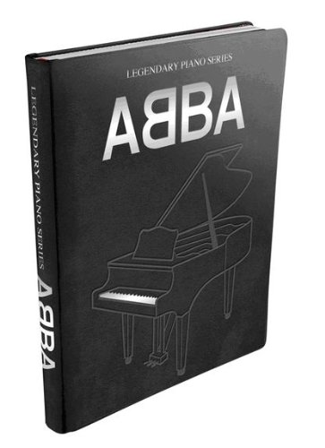 Legendary Piano: ABBA, Songbuch für Gesang und Klavier mit 47 Liedern [Musiknoten] gebunden