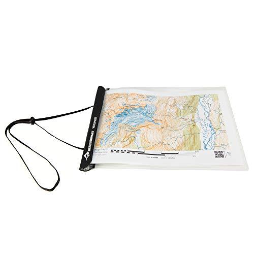 Sea to Summit - Funda Impermeable para mapas Talla:Large
