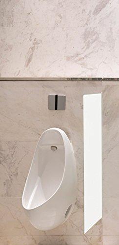 Schamwand, WC Urinal Trennwand, Bidet...