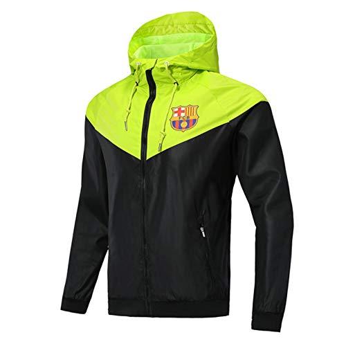 Jersey de fútbol BǎRcělǒnǎ Camisa de fútbol Transporte Equipo de Deporte Equipo de Deporte Top Sportswear Sport Top, Secado rápido Laveable Baja Fricción, Deporte al XL