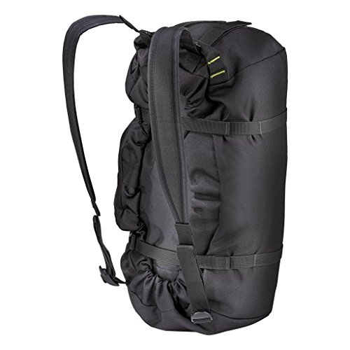 Salewa ROPEBAG Hiking Basket, Black/Citro, Uni
