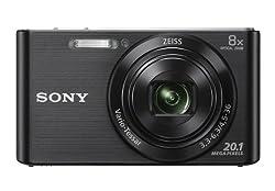 Sony DSCW830/B 20.1 - Best Budget