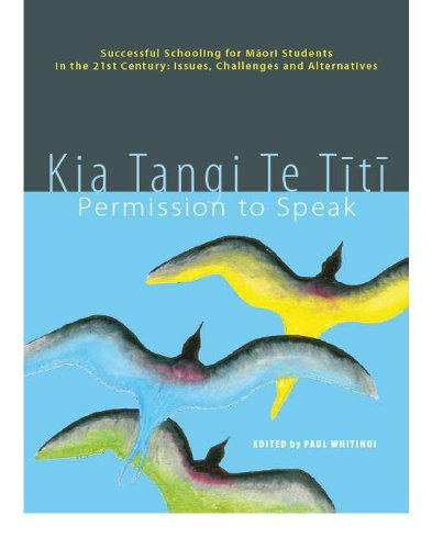 Kia Tangi te Titi: Permission to Speak (English Edition)