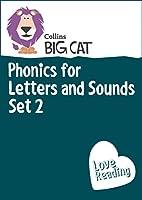 Phonics for Letters and Sounds Set 2 (Collins Big Cat Sets)