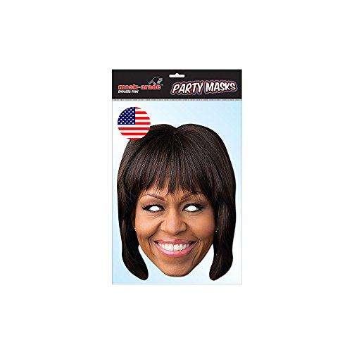 Generique - Michelle Obama Maske