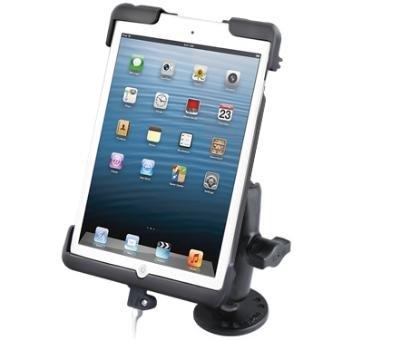 Soporte DE Superficie Plano Barco DE Superficie Liso Montaje EN RAM RAM-B-138-TAB11U Compatible con Apple Mini iPad sin Estuche y Tapa