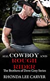 All Cowboy and Rough Rider (The Brothers of Dove Grey Series, Book 2) (English Edition)