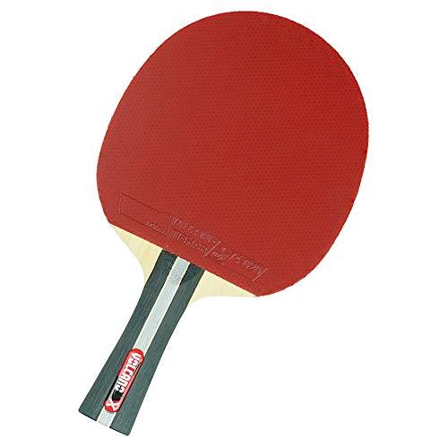 Tibhar Volcano X - Raqueta de ping pong (homologada por la ITTF)