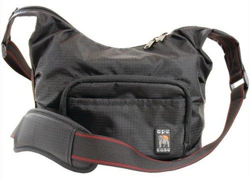Ape Case Envoy Compact Messenger-Style Case for Camera - Black (AC520BK)