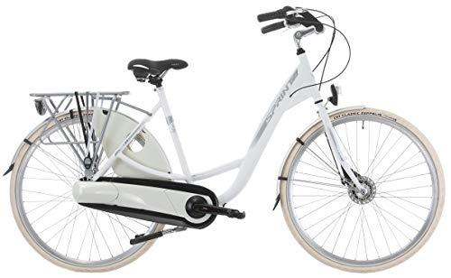 "Sprint Discover Bicicleta de Paseo para Mujer Ruedas de 28"", Shimano Nexus 3"