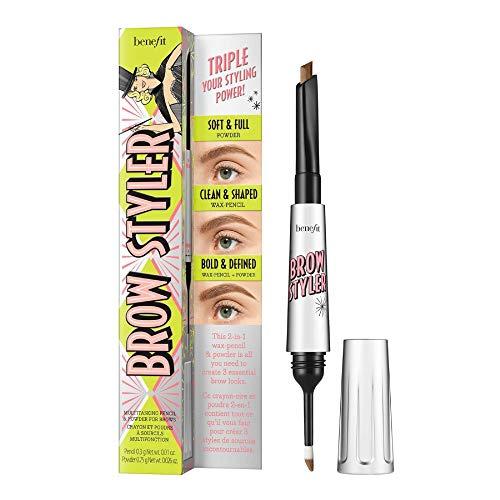 BENEFIT Brow Styler multitasking pencil & powder for brows (3 - warm light brown)