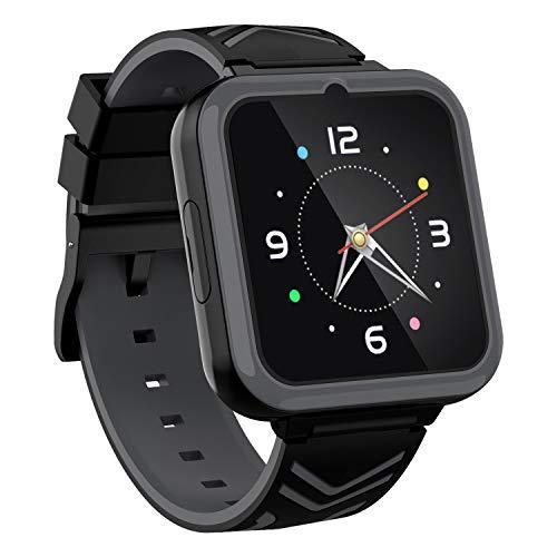Kinder Smart WatchTelefon,Handy-Smartwatch für Kinder 1,54
