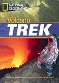 Volcano Trek: Footprint Reading Library 800