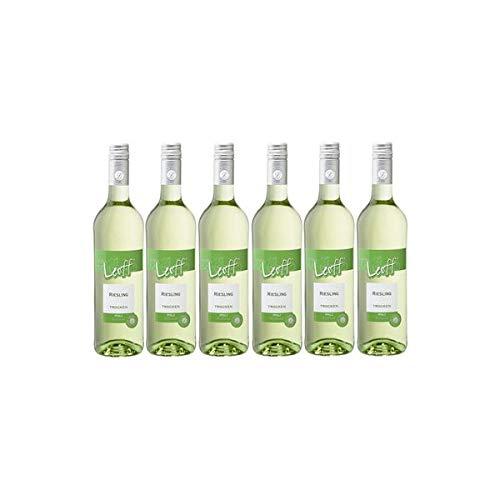 Weißwein Pfalz Riesling Leoff trocken (6 x 0,75L)