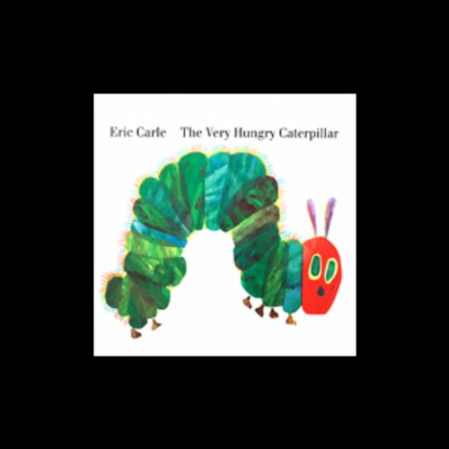 The Very Hungry Caterpillar cover art