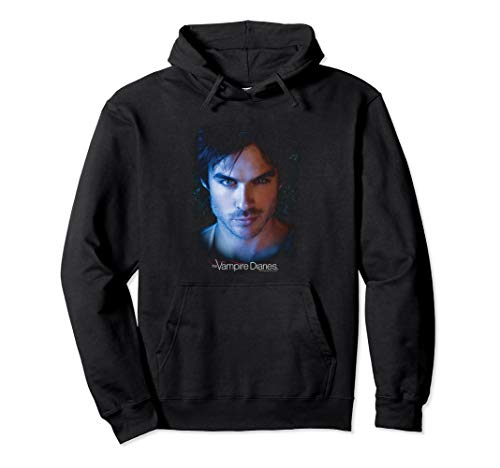 The Vampire Diaries Damon Pullover Hoodie