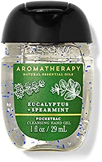Aromatherapy Eucalyptus Spearmint CLeaning Hand Gel/Hand Sanitizer