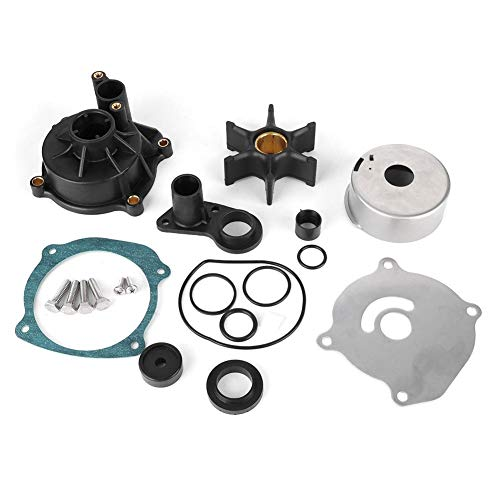 GHmarine Water Pump Repair kit with housing for Johnson Evinrude 85-300HP V4 V6 V8 Part Number 5001594,395060,434421