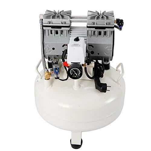 Compresor de aire silencioso (30 L)