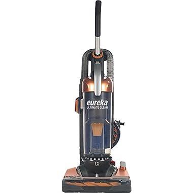 Eureka Ultimate Clean Lightweight Bagless Upright Vacuum Cleaner, Pet Vacuum AS3352A