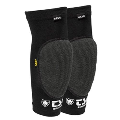 TSG Elbogenschoner Elbow Sleeve 2nd Skin D30, Black, XXL