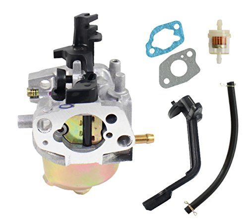 pro chaser P54173 H127-3 200cc Ruixing Carburetor for GX160 GX200 168FA 168FB 170F Honda Engine Fits Generac Power 0K95520119 GP3250 GP3300 Portable Generator 0066070 0066030 Pressure Washer