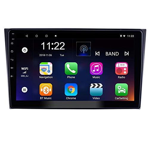Amimilili Android 9.1 Autoradio Radio De Coche para Mazda CX-9 2006-2016 GPS Radio estéreo Multimedia Support SWC Manos Libres Bluetooth con Cámara De Visión Trasera,8 Core WiFi 2+32g