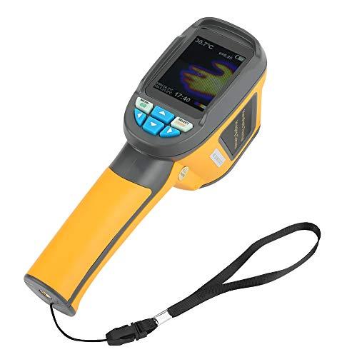 genaue Wärmebildkamera Thermografische Kamera Infrarotkamera Transformator Raumleitung Wartung mit Farbdisplay für die Überholung von Automotoren