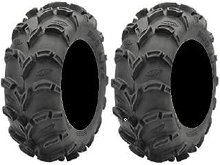 Pair of ITP Mud Lite XXL (6ply) ATV Tires 30x12-14 (2)